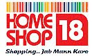 big tv partners with homeshop 18