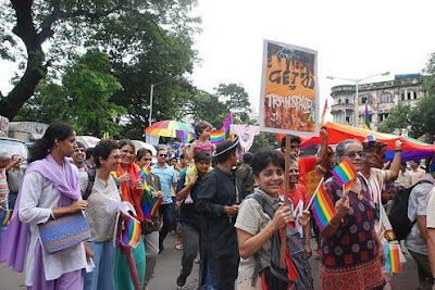 Queer Parade in India