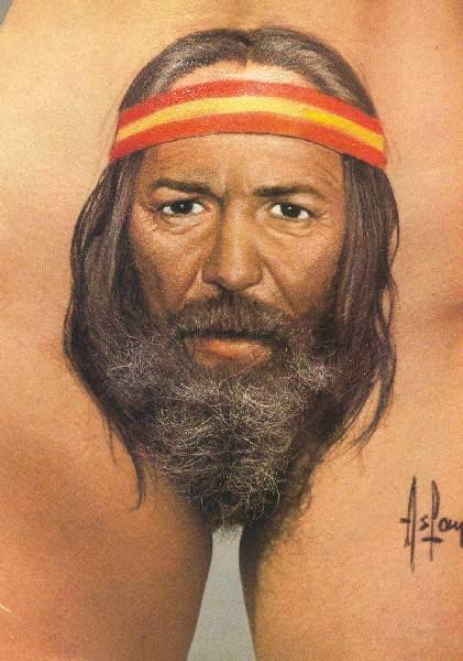 tatuajes de leon larregui. El tatuaje es