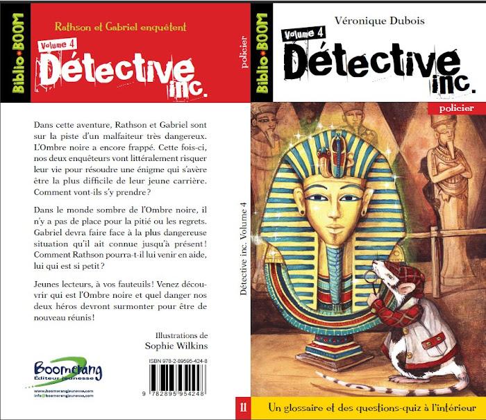 Détective Inc - Tome 4
