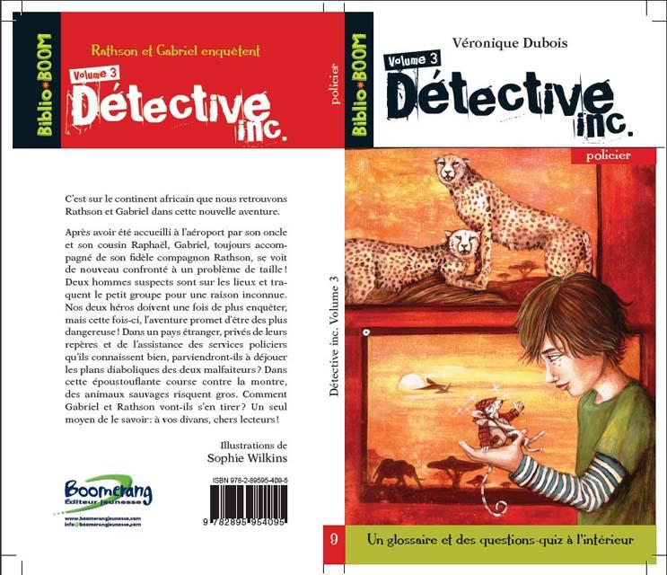 Détective inc volume 3