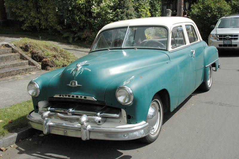 1951 plymouth cranbrook classic automobiles for 1951 plymouth 2 door