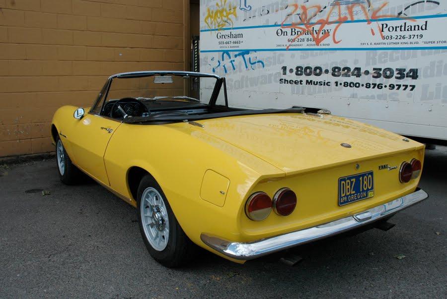 1969 Fiat Dino Spider. 1967 Fiat Ferrari Dino Spider.
