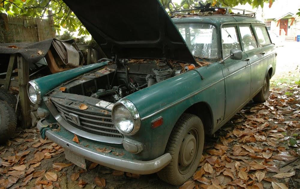 Old Parked Cars Peugeot Sensory Overload Part 7 Of 7