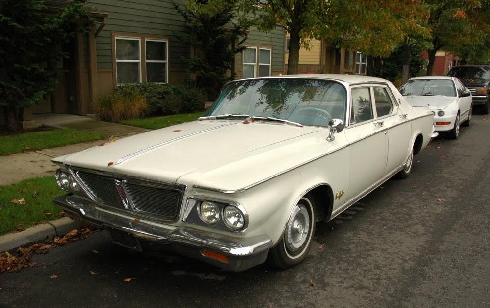 old parked cars 1964 chrysler new yorker. Black Bedroom Furniture Sets. Home Design Ideas