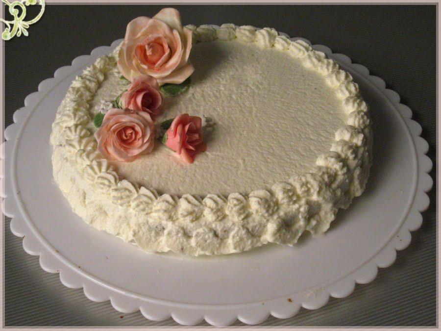 Bloggoloso torta con rose nuziali esperimento for Vecchi piani colonica con foto