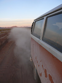 souther bolivia roads