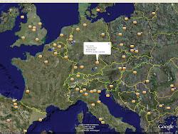 Gugl map