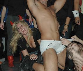 prohibido strippers mamada