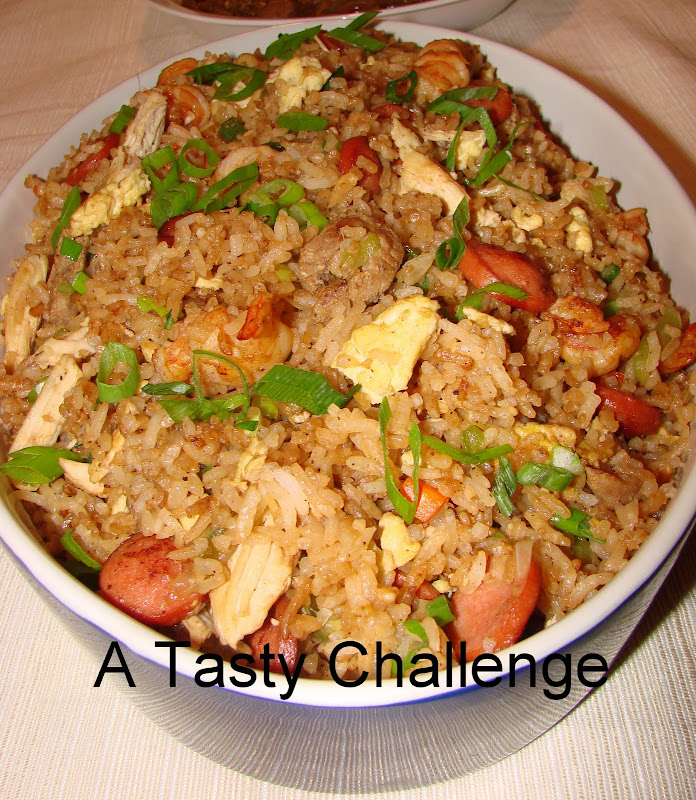 Mixed Chinese Fried Rice