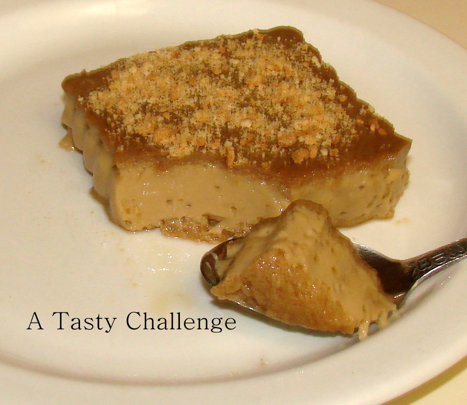 Tasty Challenge.....: Biscuit Coffee Pudding