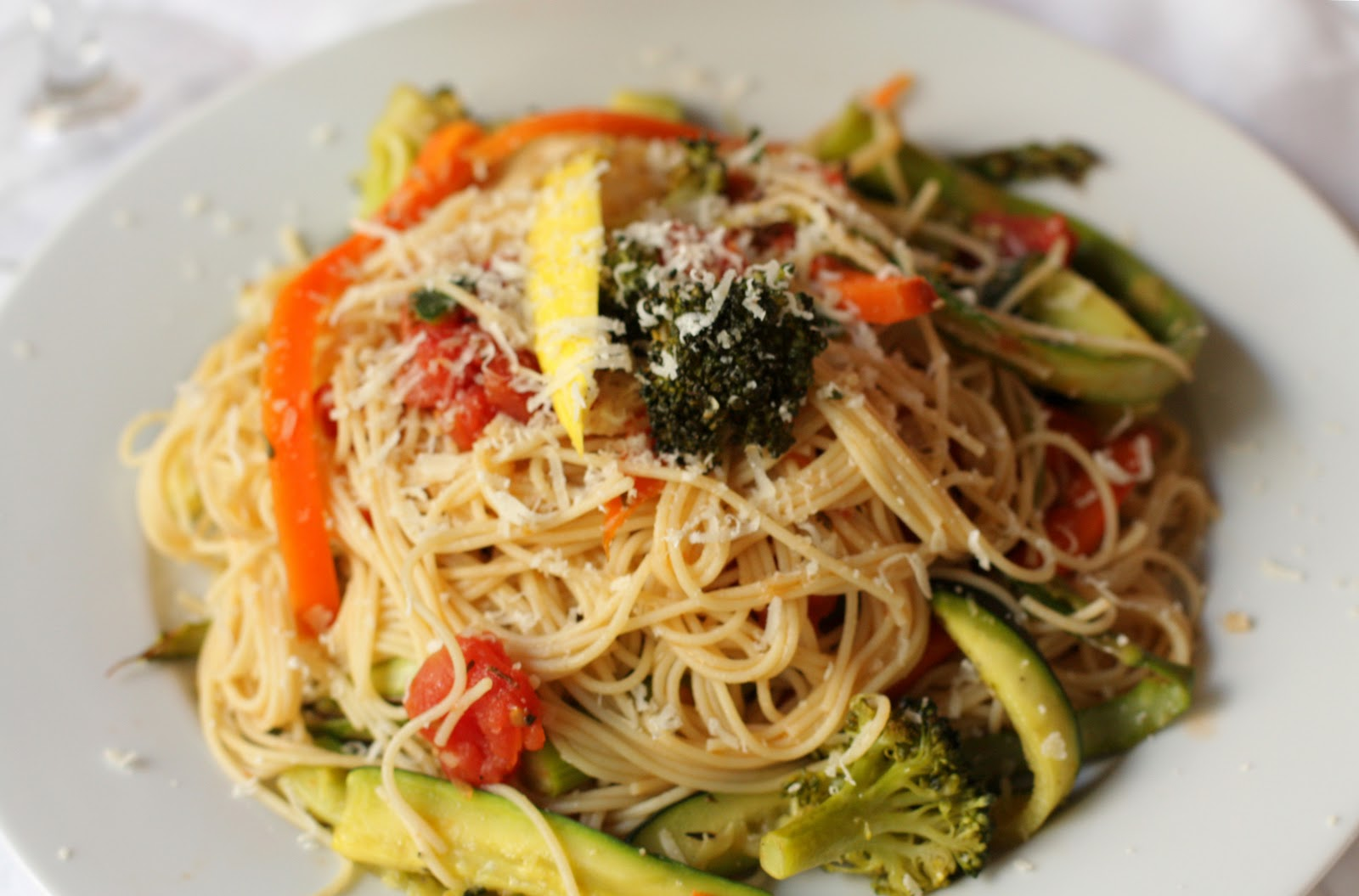 Pasta Primavera Recipes — Dishmaps