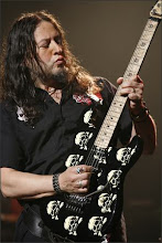 Queensryche guitarist Michael Wilton
