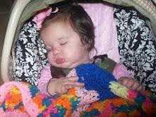 Addie Grace is Ten Months Old!