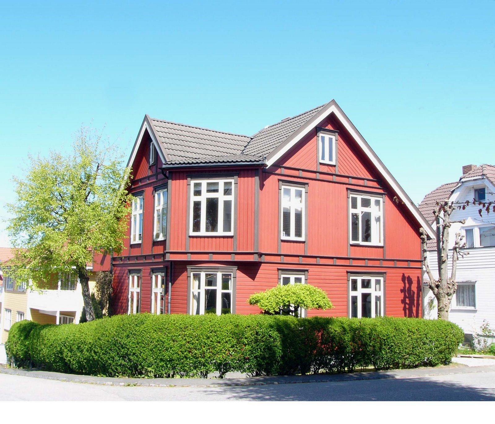 Very nice houses