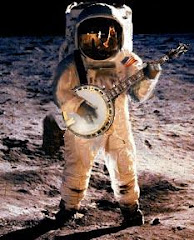 Llegada del banjo a la luna