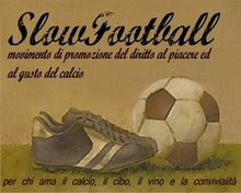 Slowfootball - Devoted to those who love soccer, good food, wine and friends…