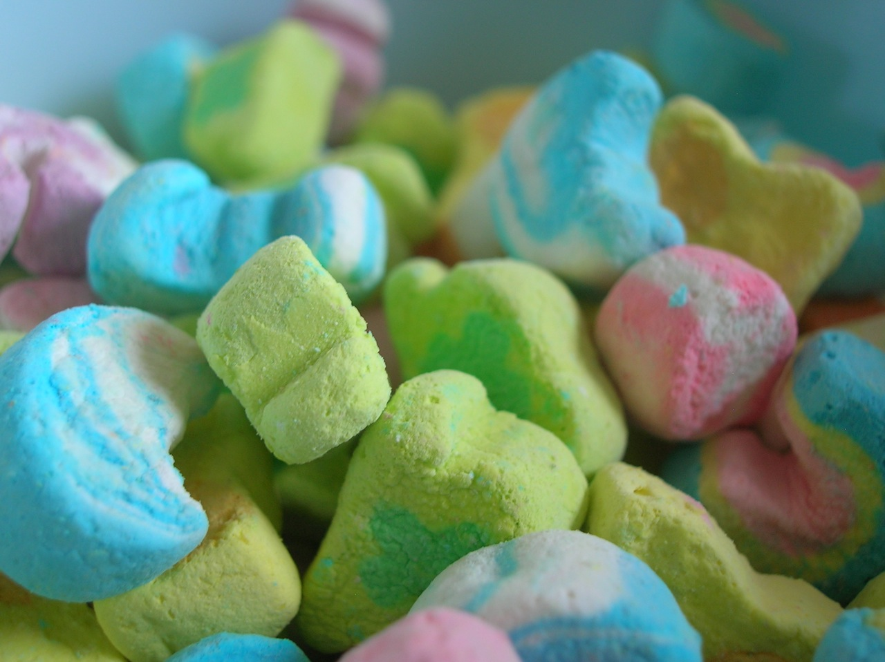 lucky charms the frozen fix sorbet