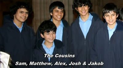 Libera cousins