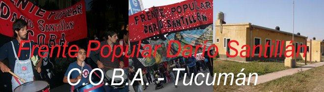 Frente Popular Darío Santillán TUCUMÁN