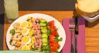 Recetas faciles de Ensalada del Chef Ensalada-del-Chef
