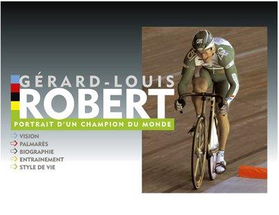 GÉRARD LOUIS ROBERT, PORTRAIT D'UN CHAMPION DU MONDE MASTER