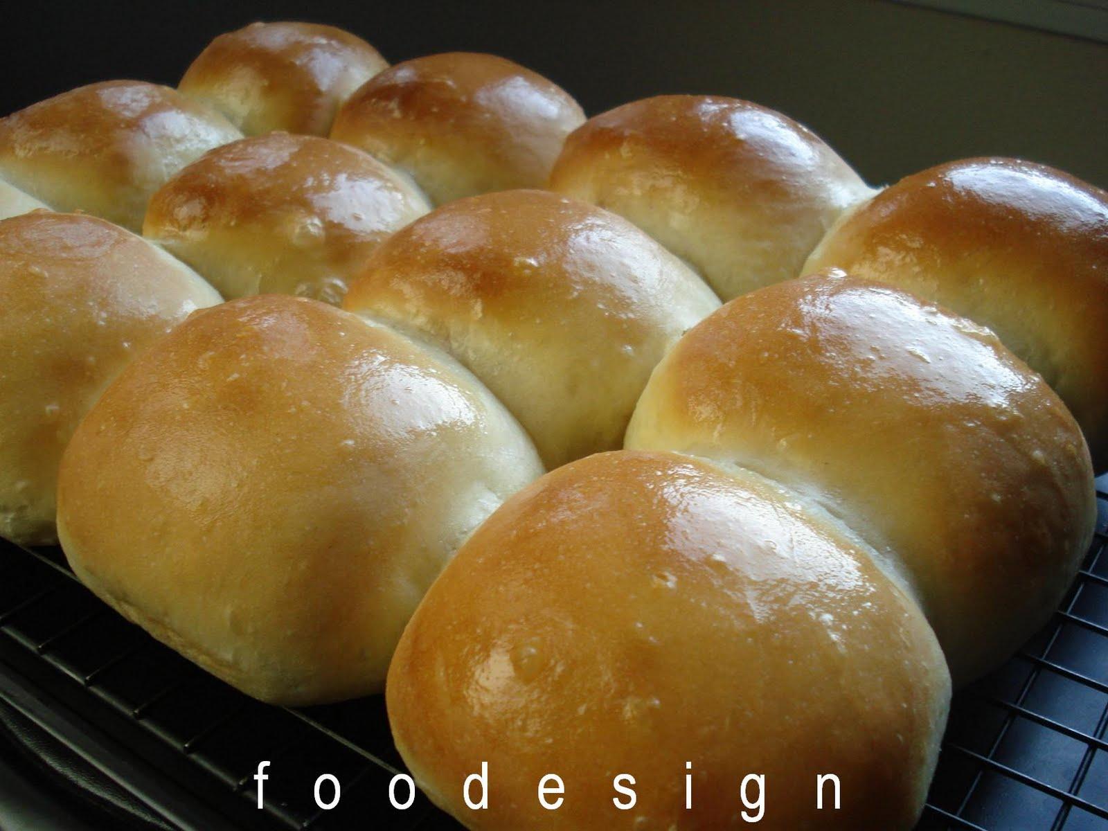 foodesign: basic soft dinner rolls