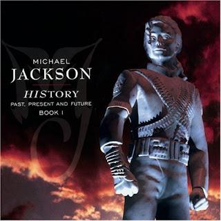 Discografía de Michael Jackson Album-history-past-present-and-future-book-i