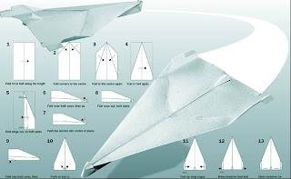 fold a plane