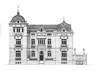 Chalet de ceremonias bibliotecas municipales de le n - Colegio arquitectos leon ...