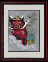 Temple of 1000 Cranes (Leigh Designs)