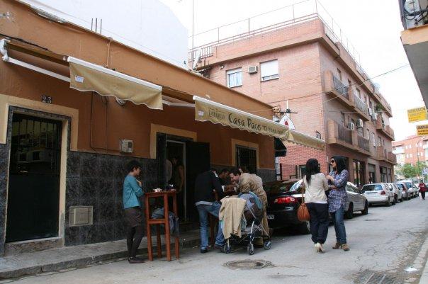Sevilla eterna primavera la liturgia de la tapa - Tapas originales frias ...