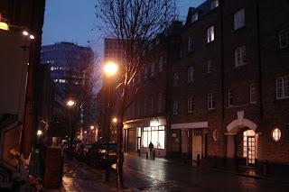 Parker Street London