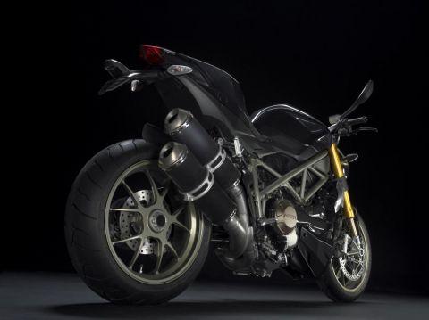 Ducati Streetfighter 2010. 2009 Ducati Streetfighter: