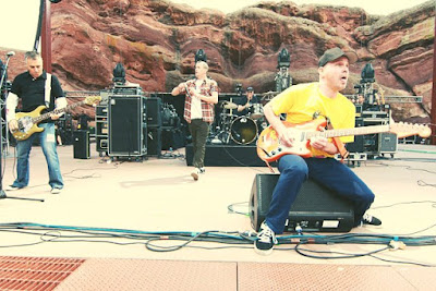 the vandals - may 28, 2009 - red rocks amphitheatre - photo by mitch kline - mitchkline.com