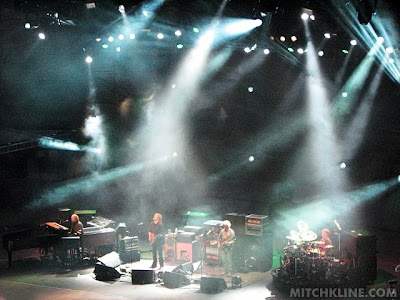 Phish - Red Rocks Amphitheatre - July 30, 2009 - mitchkline.com