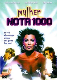 Filme Mulher Nota 1000 DVDRip RMVB Dublado
