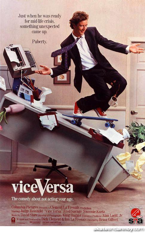 Vice Versa Dublado 1988