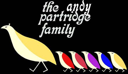 The Andy Partridge Family