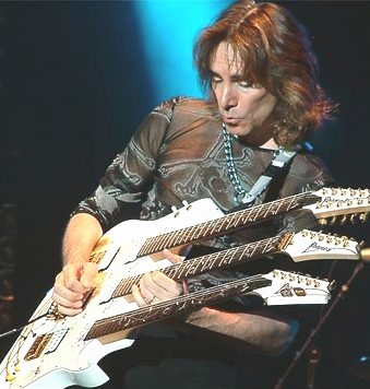 Steve Vai Equipment | Bio Guitar