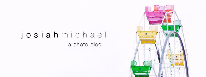 Josiah Michael- a photo blog.
