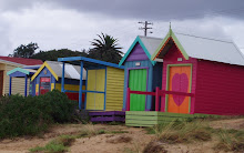 I Love Beach huts