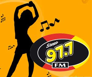 Stereo 97.7  F.M.