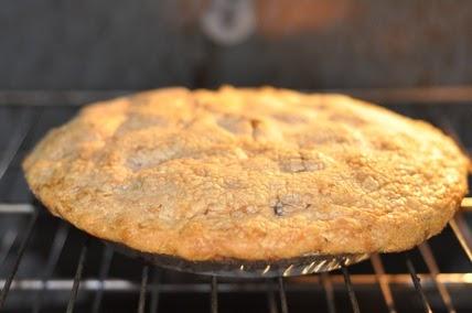 le bonheur est sans gluten tarte aux pommes sans gluten avec p te bris e au parmesan. Black Bedroom Furniture Sets. Home Design Ideas