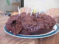 Feliz cumpleaños blackscorpion !!! Torta+fea