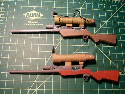Paper TF2 Sniper Rifle