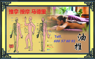 chinese massage madrid