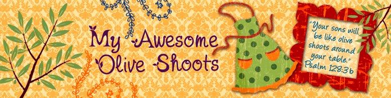 MyAwesomeOliveShoots
