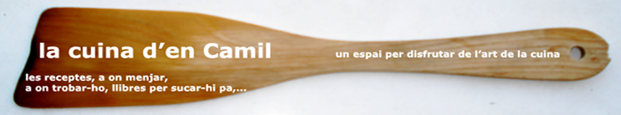 la cuina d'en Camil
