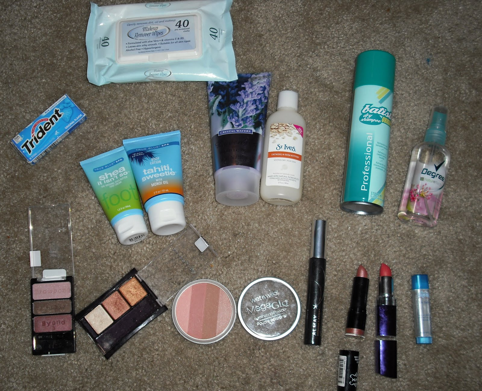 Imperfectly Painted: Beauty Products I\'m Loving
